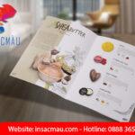 in nhanh catalogue mỹ phẩm hcm