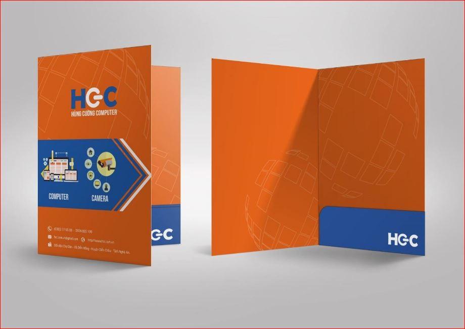 in folder chất lượng tại hcm