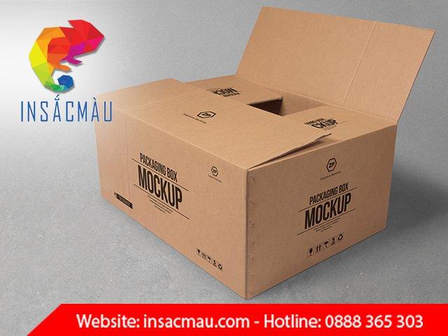 in thùng carton giá rẻ tại hcm