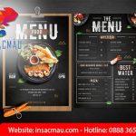 in nhanh menu chuyên nghiệp hcm