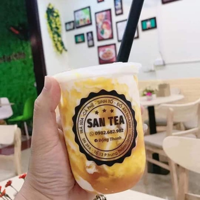 mẫu tem dán ly trà sữa hcm