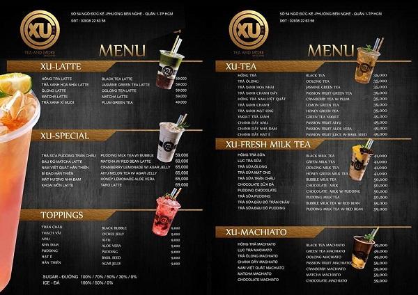 in menu quan tra sua (3)
