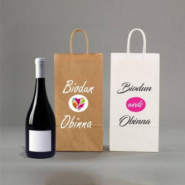 in túi giấy đựng rượu giá rẻ tại tphcm