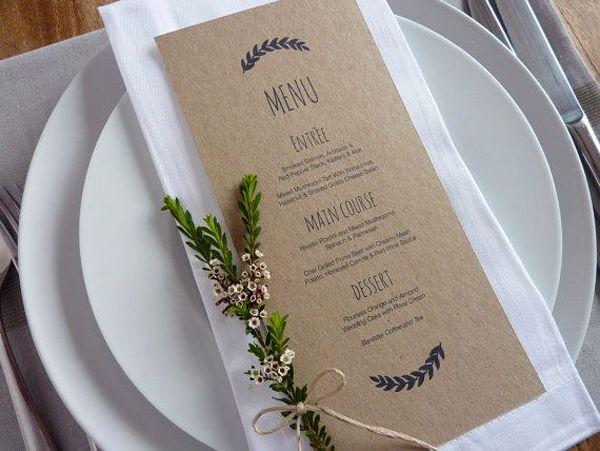 in menu nhà hàng tiệc cưới ấn tượng