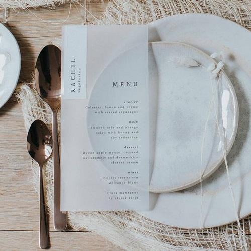 mẫu menu nhà hàng giá rẻ