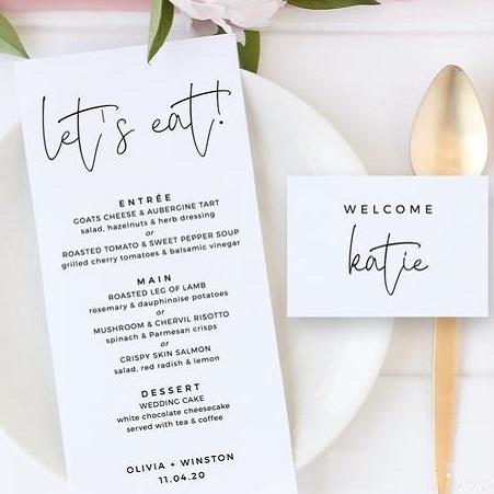 mẫu menu nhà hàng rẻ đẹp