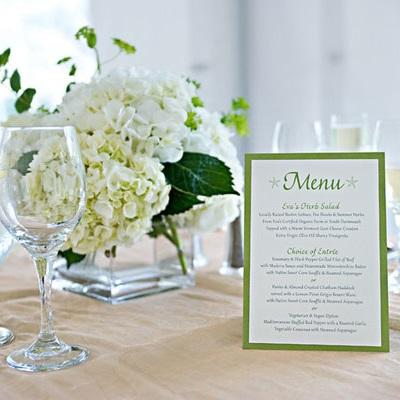 mẫu menu nhà hàng ấn tượng