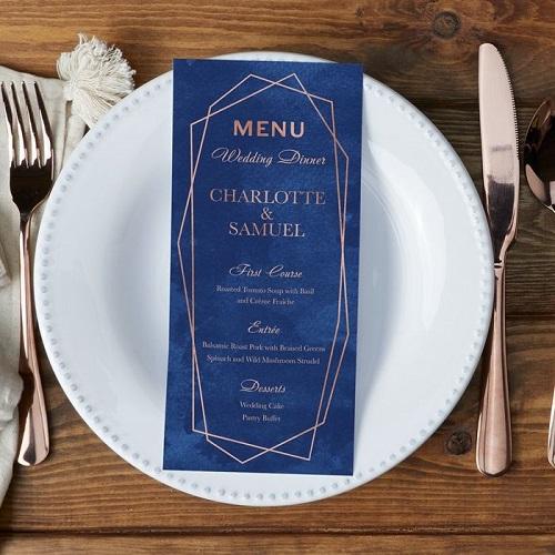 mẫu thực đơn nhà hàng đẹp