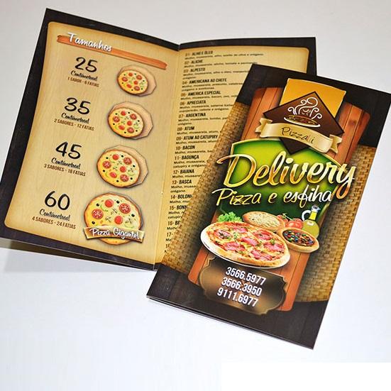 mẫu menu quán ăn bình dân