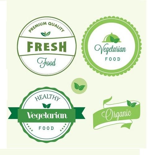 mẫu tem dán sản phẩm tiêu dùng