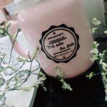 decal nhựa dán ly cà phê, trà sữa