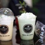 decal nhựa dán ly cà phê, trà sữa chất lượng