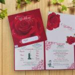 in thiệp cưới giá rẻ tại in sắc màu