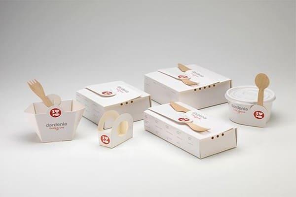 hộp giấy đựng thức ăn đẹp