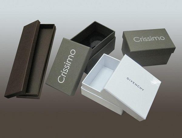 hộp giấy duplex trang sức phụ kiện
