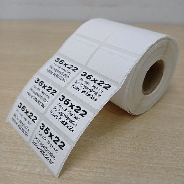 Đặt in barcode chất lượng