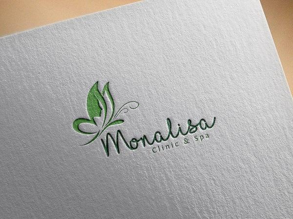 mẫu logo đẹp cho spa chất lượng
