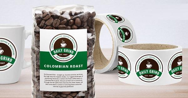 mẫu logo đẹp kinh doanh cà phê