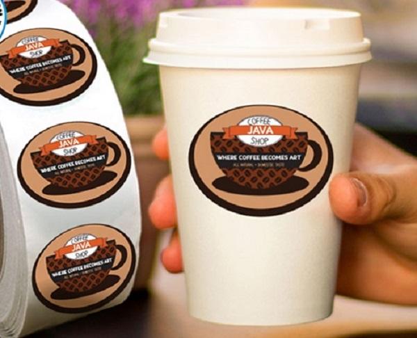 mẫu logo đẹp cho thương hiệu cà phê