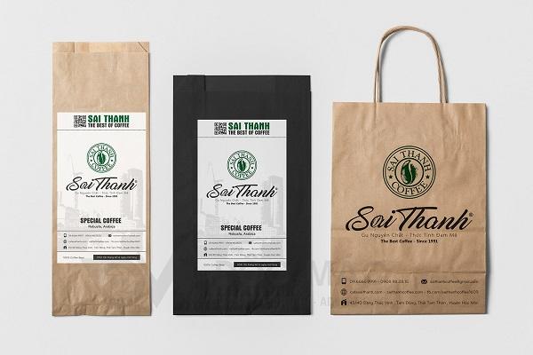 mẫu logo đẹp cho ngành cà phê