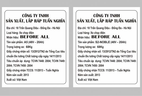 mẫu tem phụ sản phẩm giá rẻ
