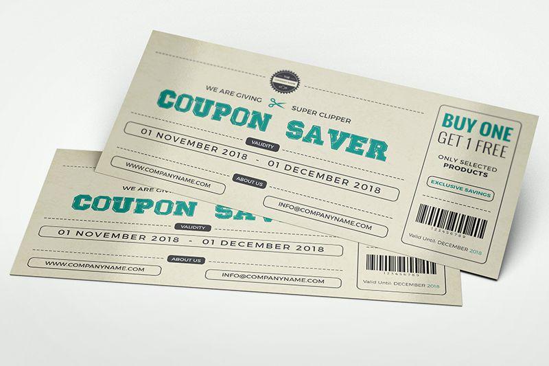 mẫu voucher đẹp cho spa giá rẻ